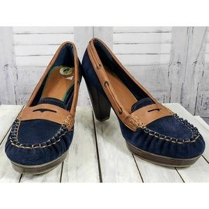 Tommy Hilfiger Loafer Style Pump